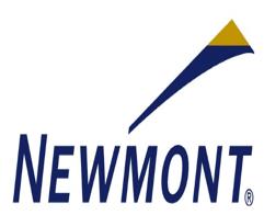 Newmont Mining discloses SEC declination.
