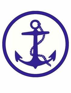 newport nautical theme clip art anchors.