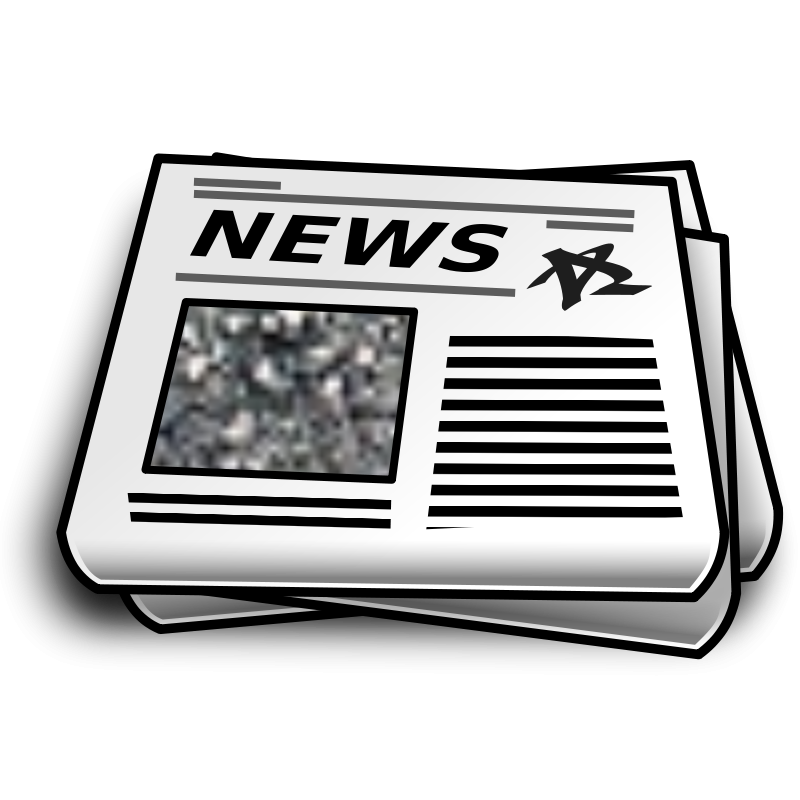 News Clipart free.