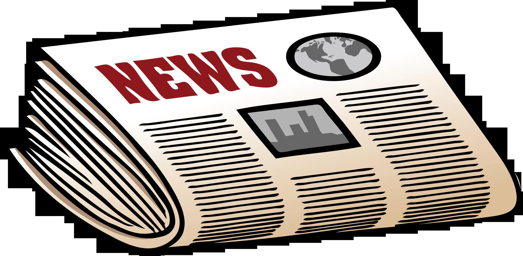 Logo clipart newspaper, Logo newspaper Transparent FREE for.