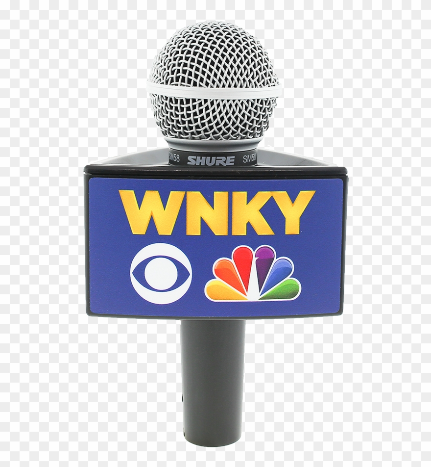 Microphone clipart news mic, Microphone news mic Transparent.