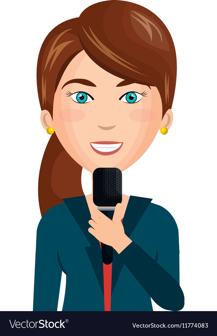 News Reporter Clipart Free Download Clip Art.