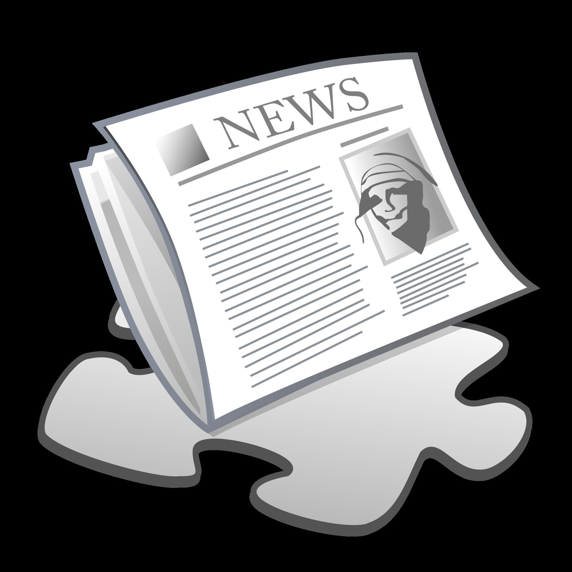 News clipart news paper, News news paper Transparent FREE.