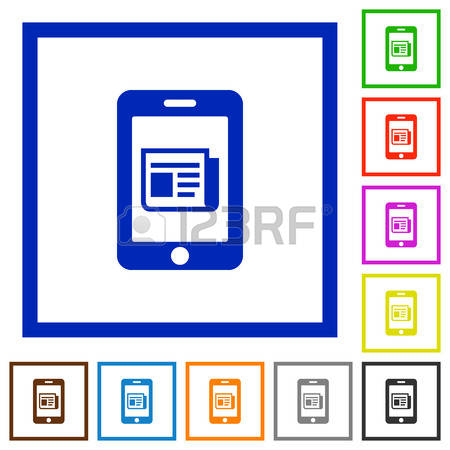 74 Newsfeed Stock Vector Illustration And Royalty Free Newsfeed.
