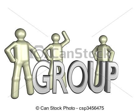 Stock Illustrations of Newsgroup.