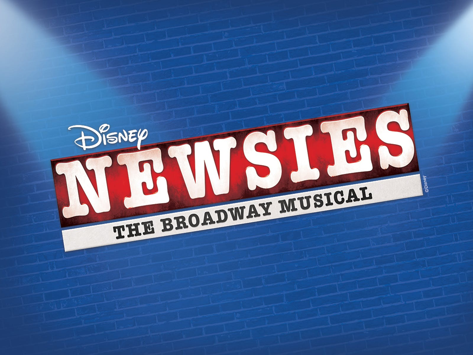 Disney's Newsies Tickets.
