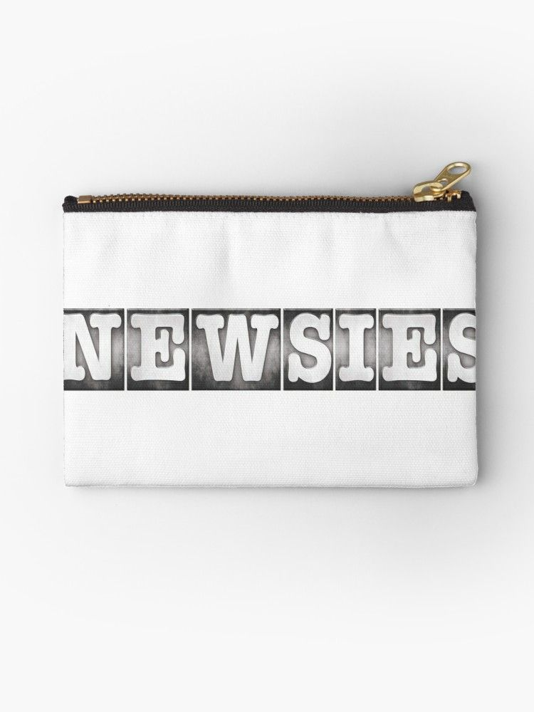 Newsies Logo.