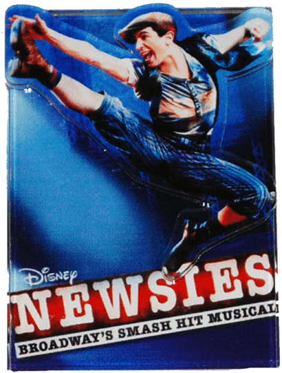 Newsies the Musical.