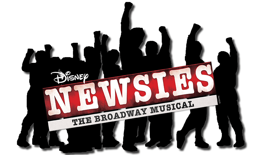 Newsies logo for Dev.
