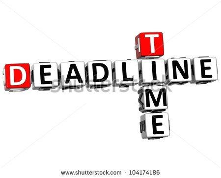 Newsletter deadline clipart » Clipart Portal.