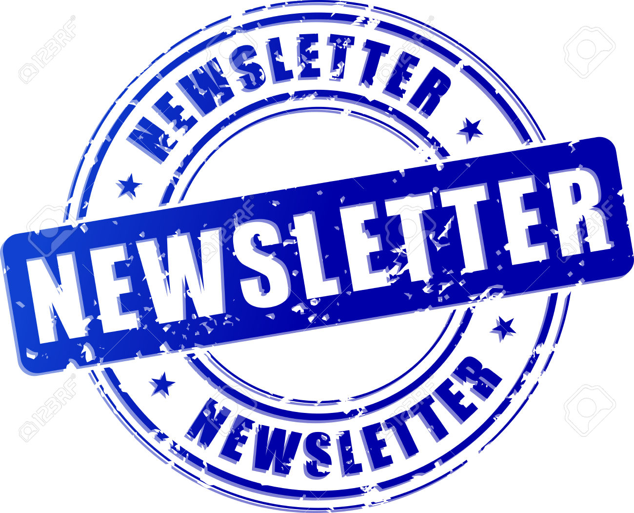 Free Newsletter Clipart.