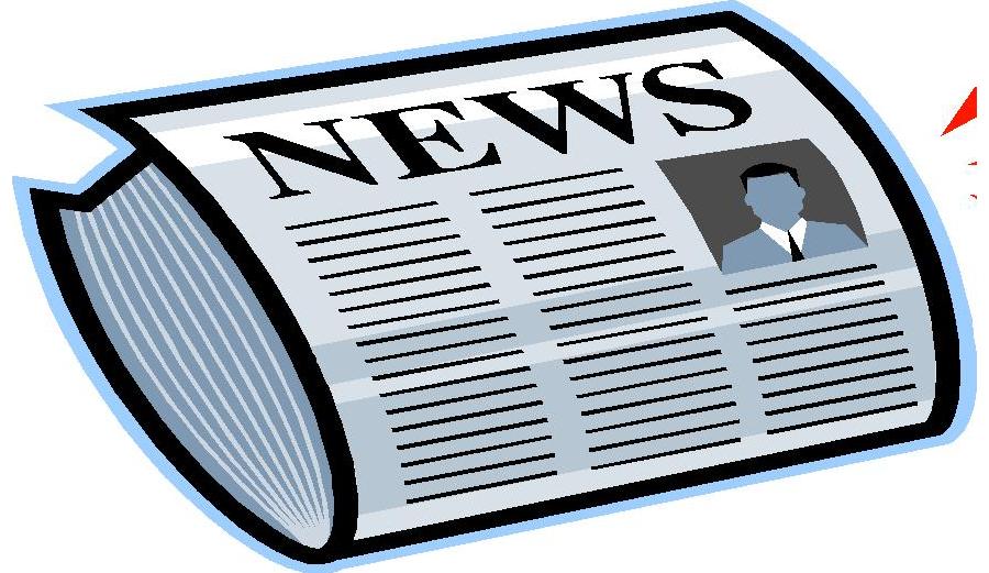 Newsletter clipart newspaper, Newsletter newspaper.