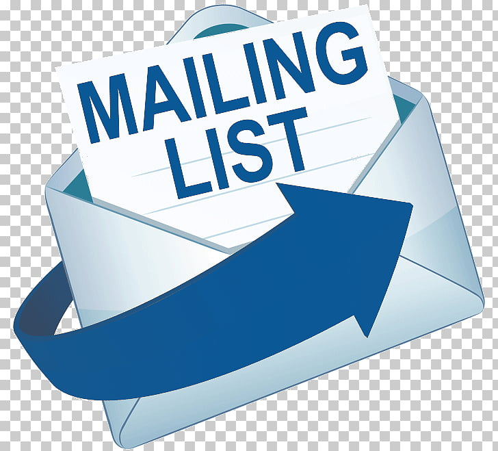 Electronic mailing list Email Newsletter, Mailing List PNG.