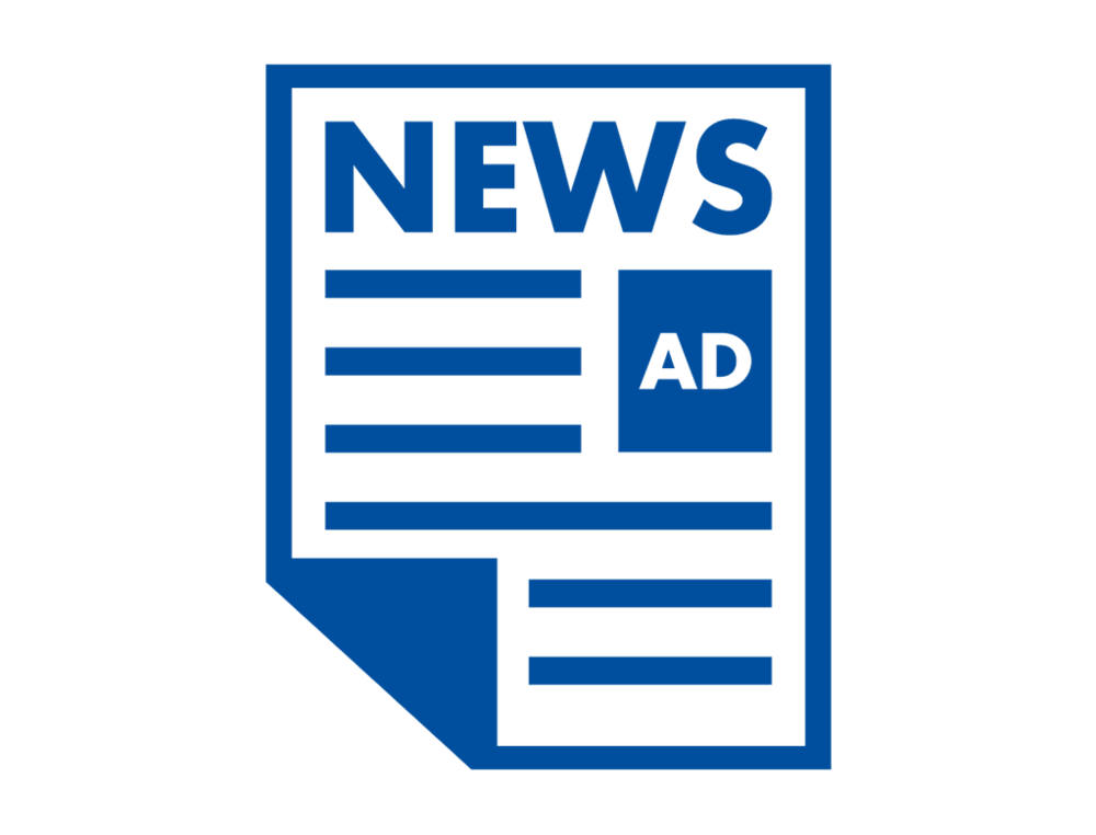 Newspaper clipart newspaper advertisement, Newspaper.