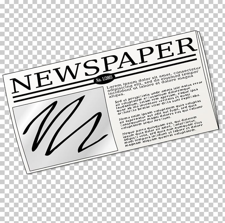 Free Newspaper PNG, Clipart, Article, Brand, Clip Art, Free.