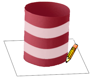 How To Make A Cat In The Hat from Dr. Seuss Hat Arts and Crafts.