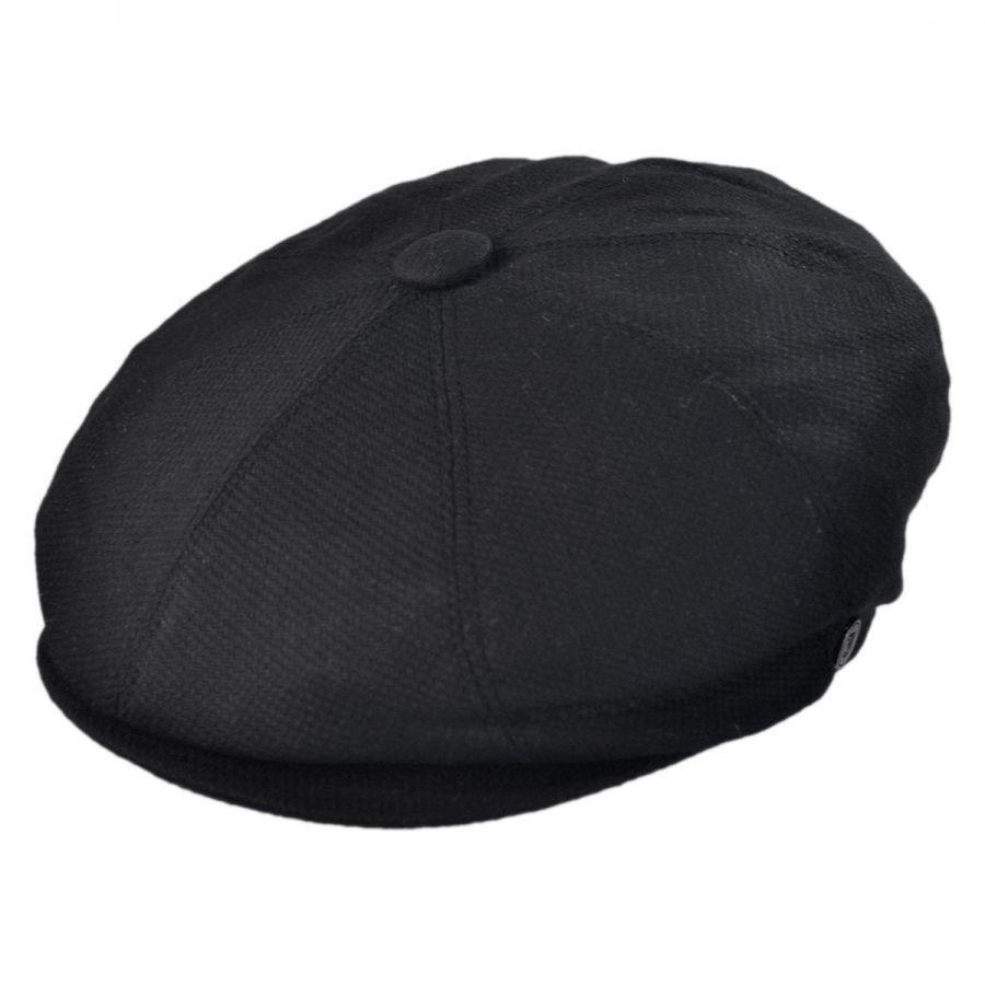 Jaxon Hats Cotton Pique Newsboy Cap Newsboy Caps.