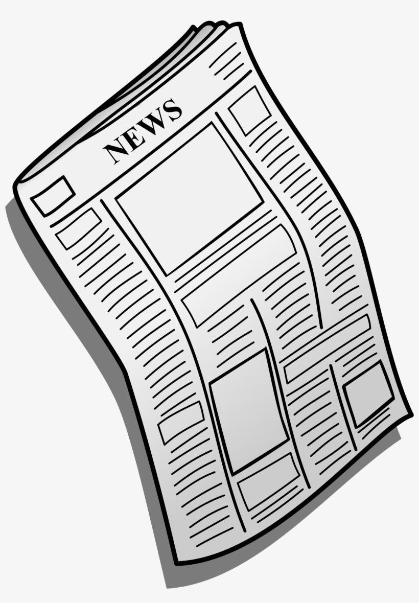 Newspaper Png Transparent Images.