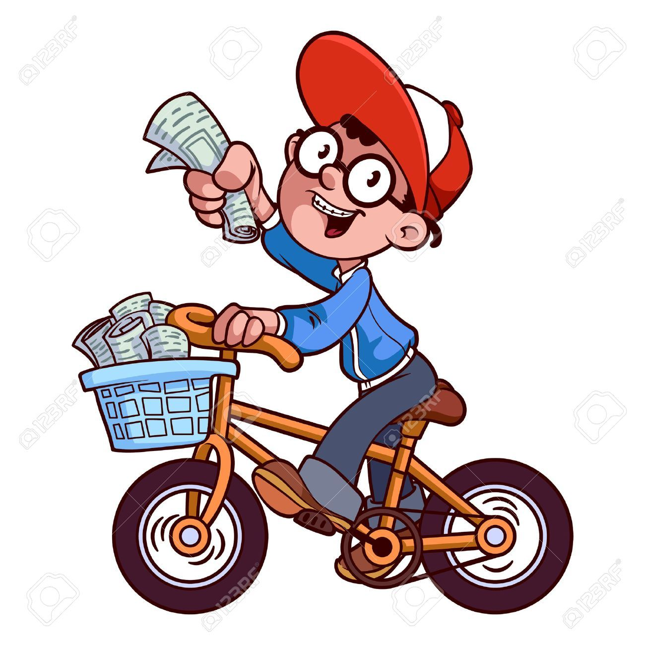Newspaper delivery clipart 5 » Clipart Portal.