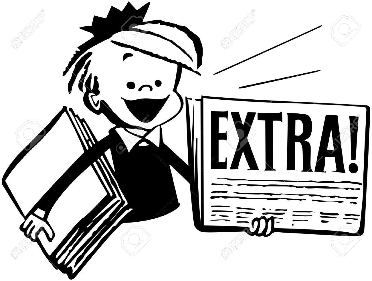 Newspaper editor clipart 3 » Clipart Portal.