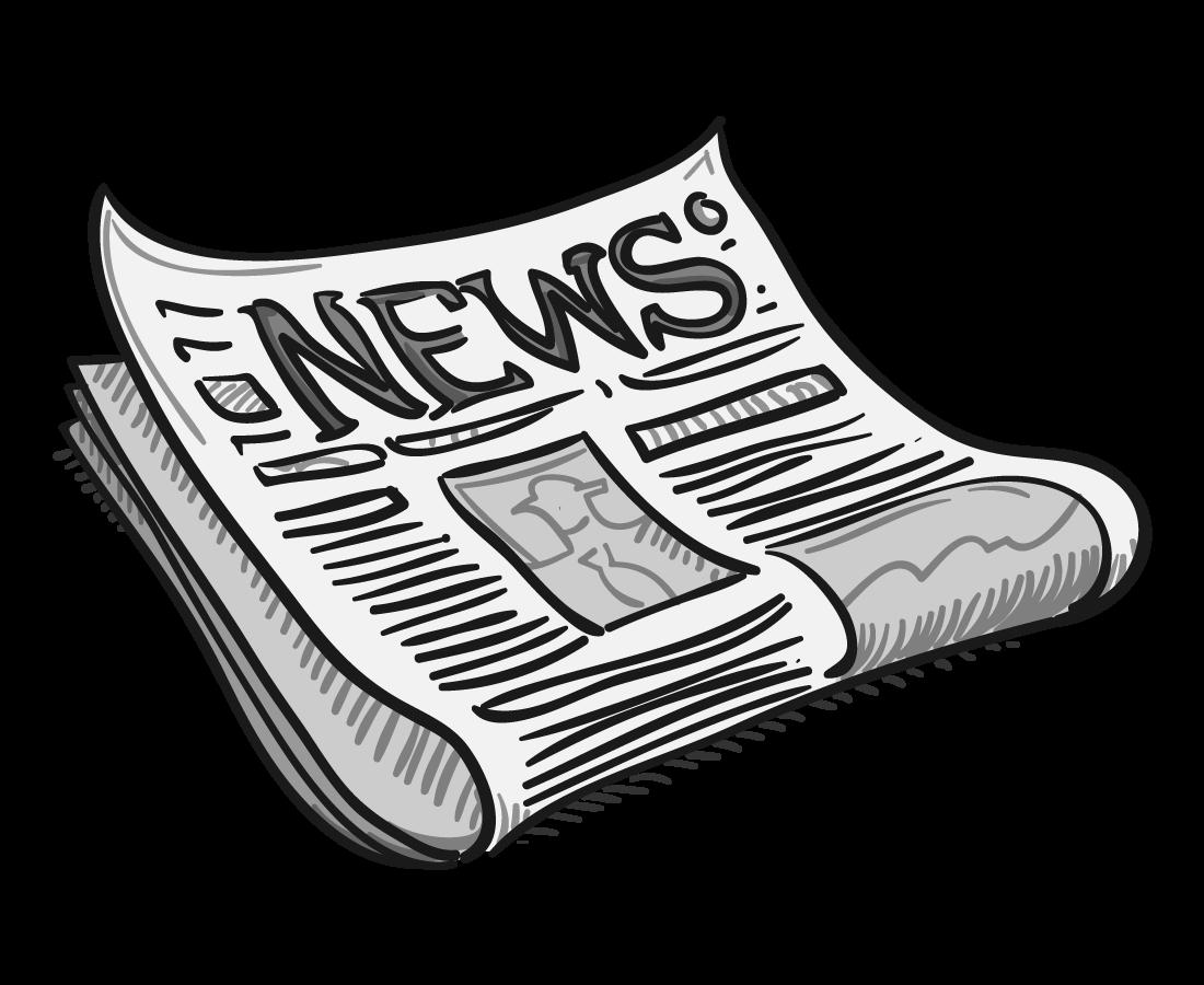 Newspaper clipart editorial, Newspaper editorial Transparent.
