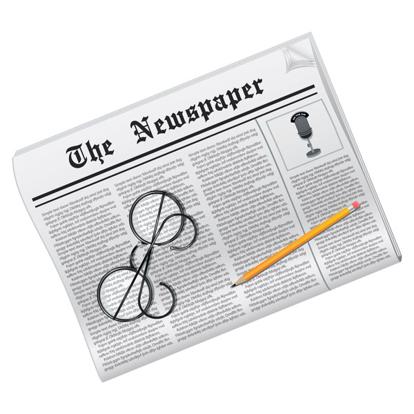 Newspapers (4877) Free EPS Download / 4 Vector.
