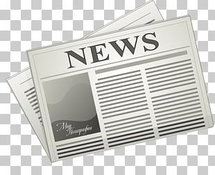 Newspaper Vector PNG Images, Newspaper Vector Clipart Free.