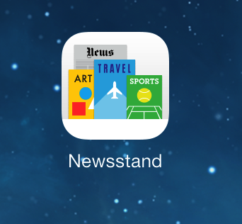 NYTimes iPhone App.