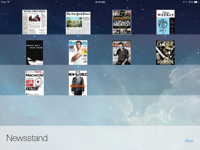 Apple to Discontinue Newsstand, Launch Free Flipboard.