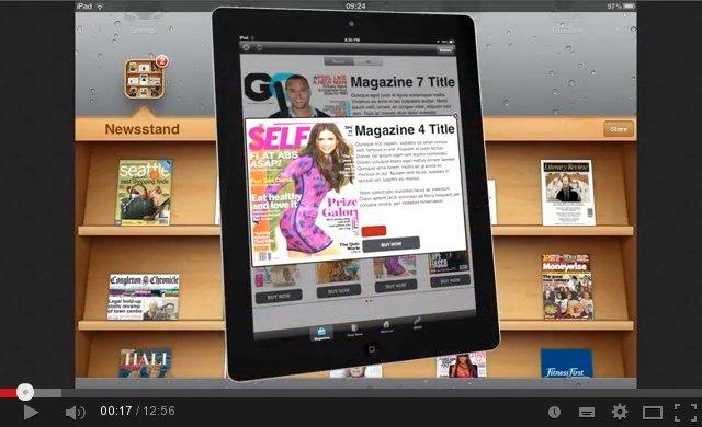 Publishing an iPad Magazine App to Apple's NewsStand.