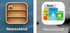 How iOS 7's Newsstand Hurts Publishers.