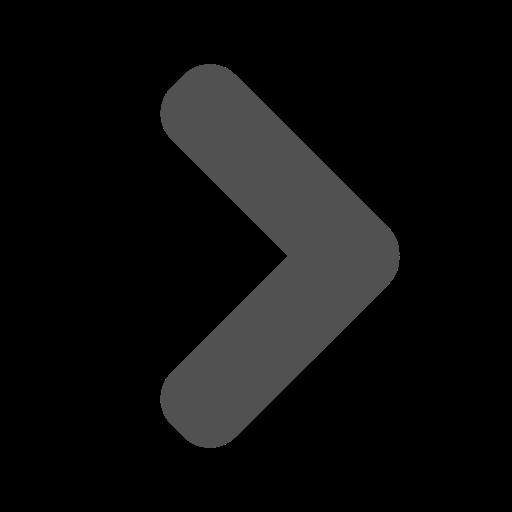 Arrow, next, right icon.