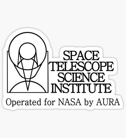 Next Generation Space Telescope: Stickers.