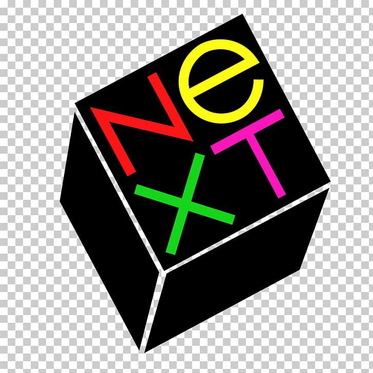 NeXT Logo Apple Computer, steve jobs PNG clipart.