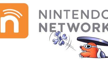 Scheduled Nintendo Network Maintenance.