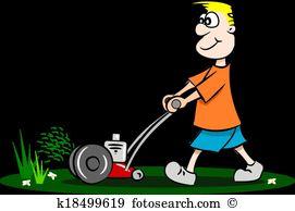 Yard maintenance Clip Art and Illustration. 216 yard maintenance.