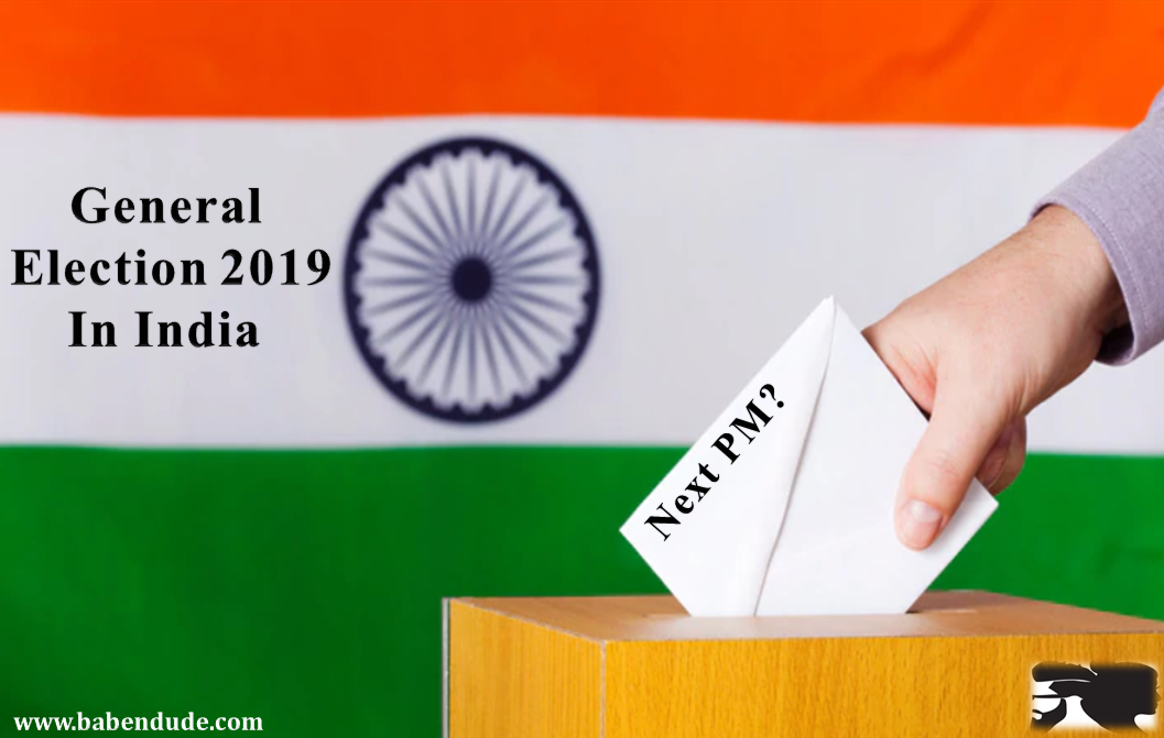 2019 General Election In India.