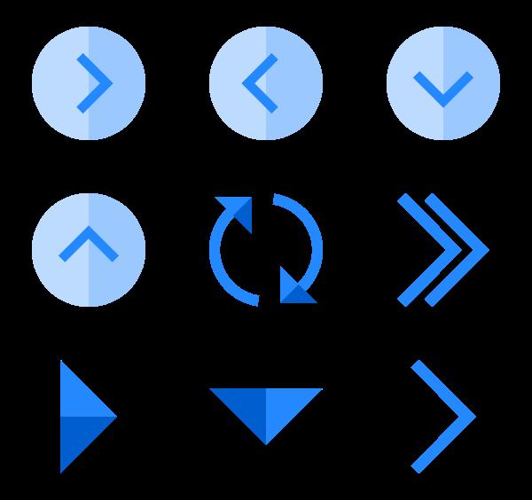 4 previous icon packs.