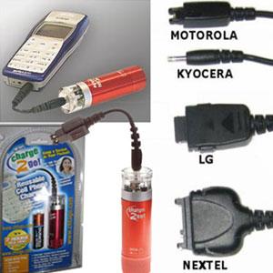 Motorola, LG, Kyocera, Nextel.