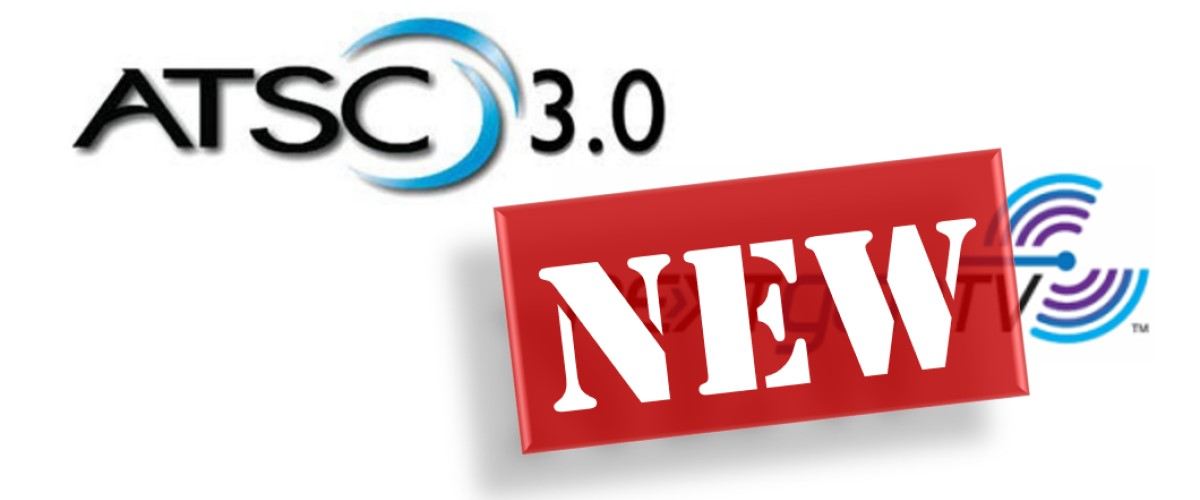 And The \'Official\' ATSC 3.0 Name & Logo is … HUH?.