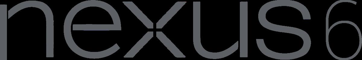 File:Nexus 6 Logo.png.