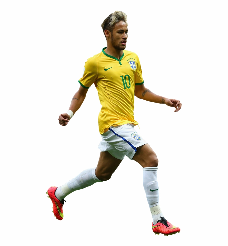 Neymar Clipart Free PNG Images & Clipart Download #2244711.