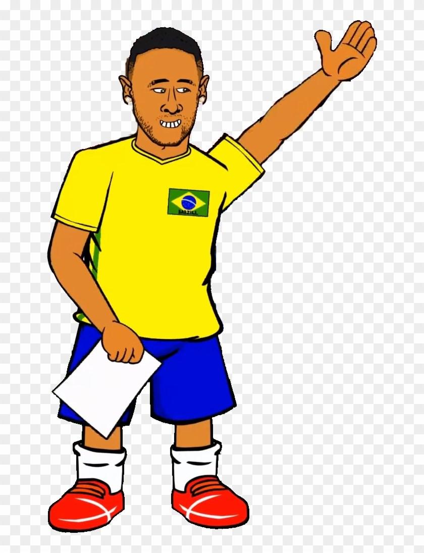 Neymar clipart 1 » Clipart Portal.