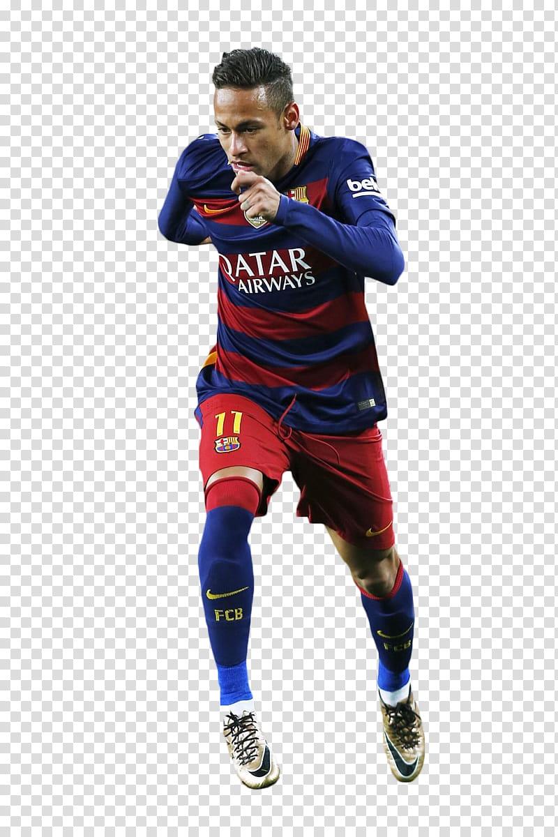 Neymar transparent background PNG clipart.