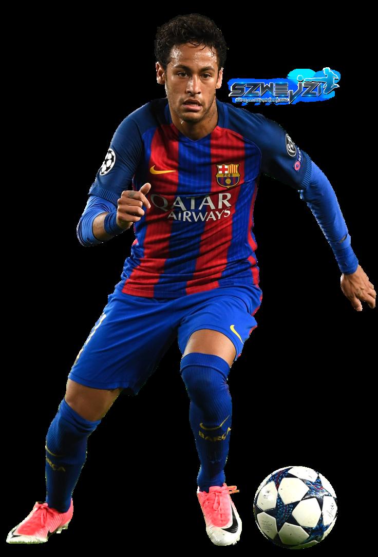 Neymar Png 2017 By Szwejzi.