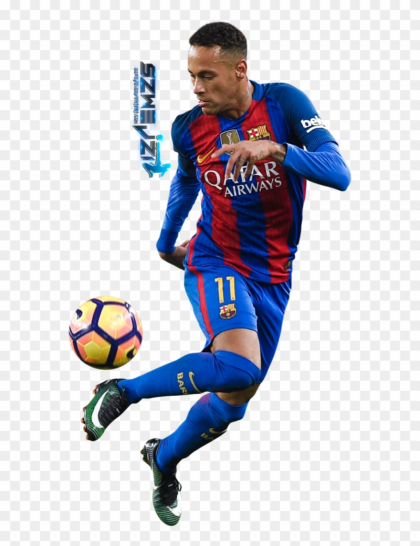 Neymar Barcelona 2017 Png , Png Download, Transparent Png.