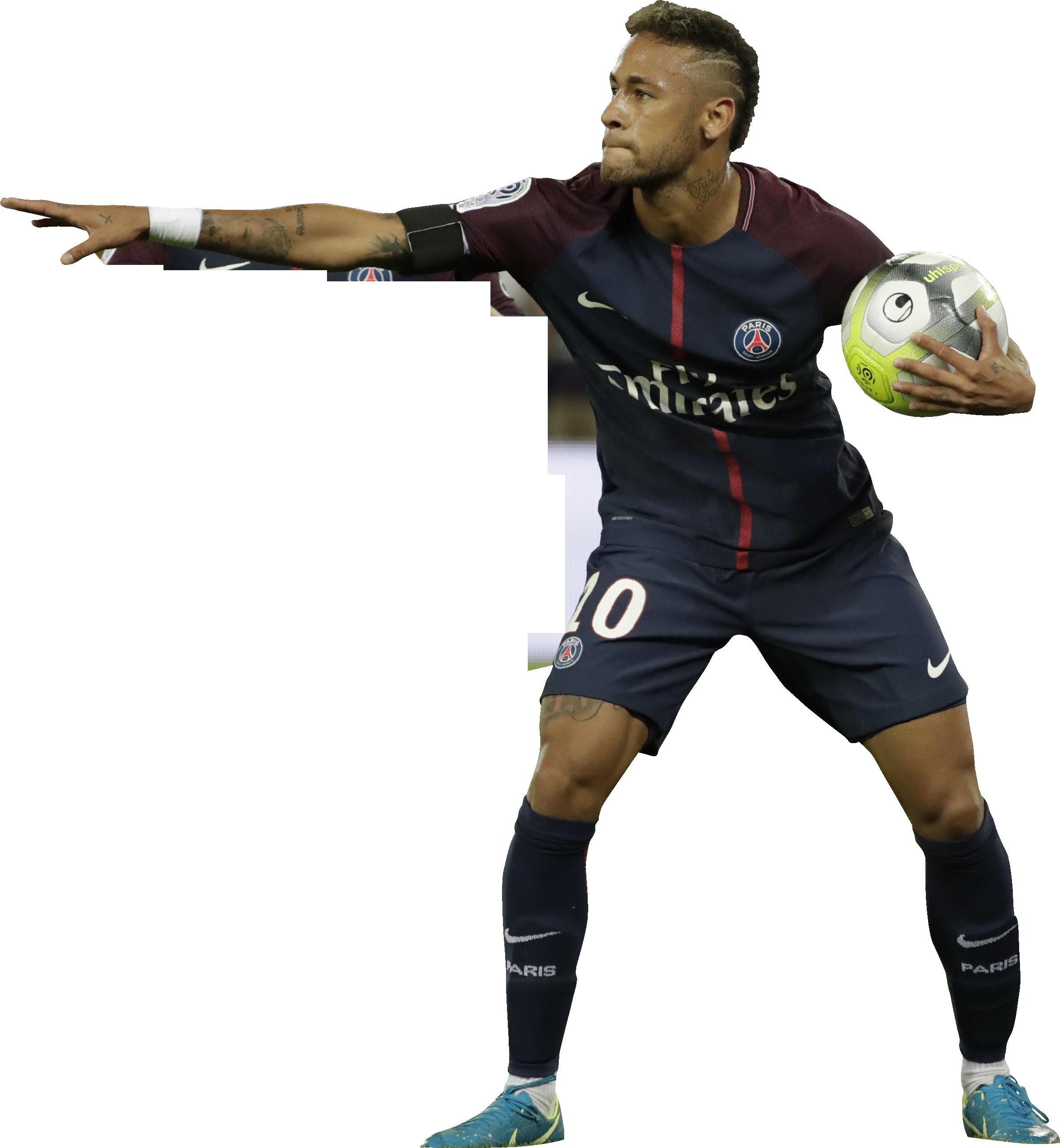 HD Neymar Jr Psg Png Transparent PNG Image Download.