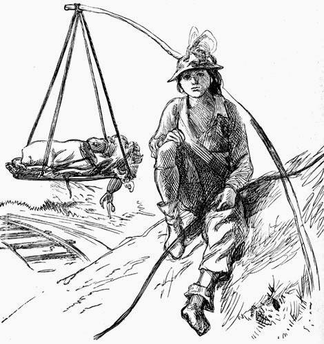 Nez Perce Indian Tribe Clip Art 050715» Vector Clip Art.