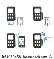 Nfc Clipart Illustrations. 596 nfc clip art vector EPS drawings.