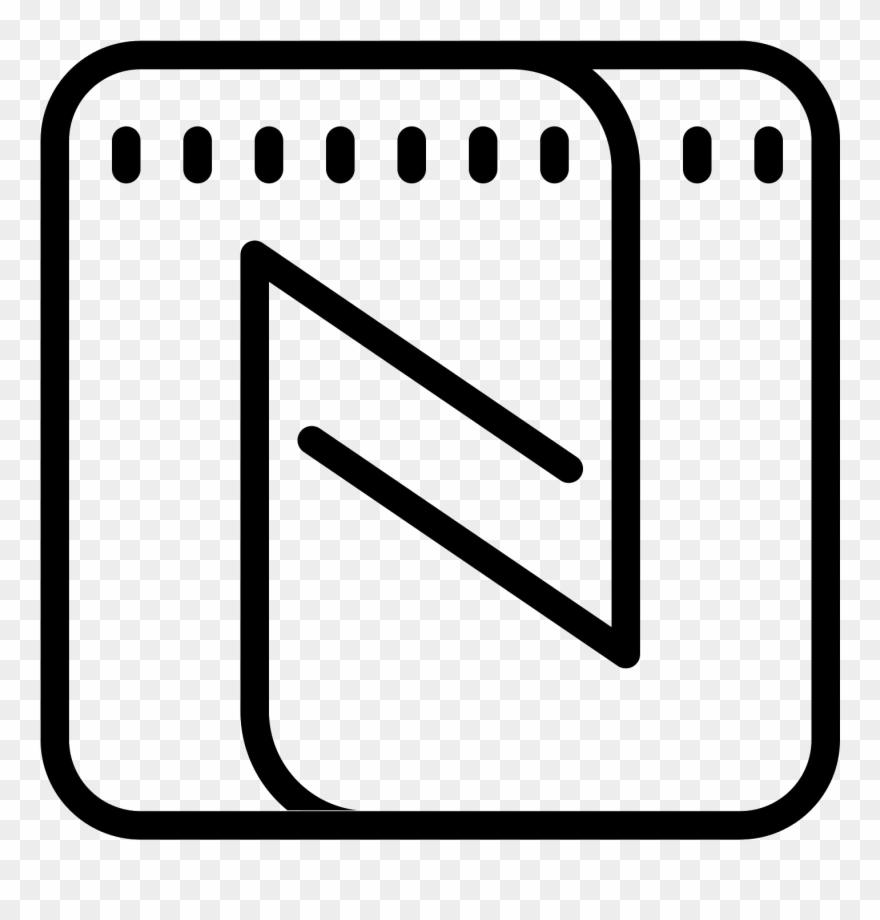 Logo Nfc Icon Clipart (#3455805).